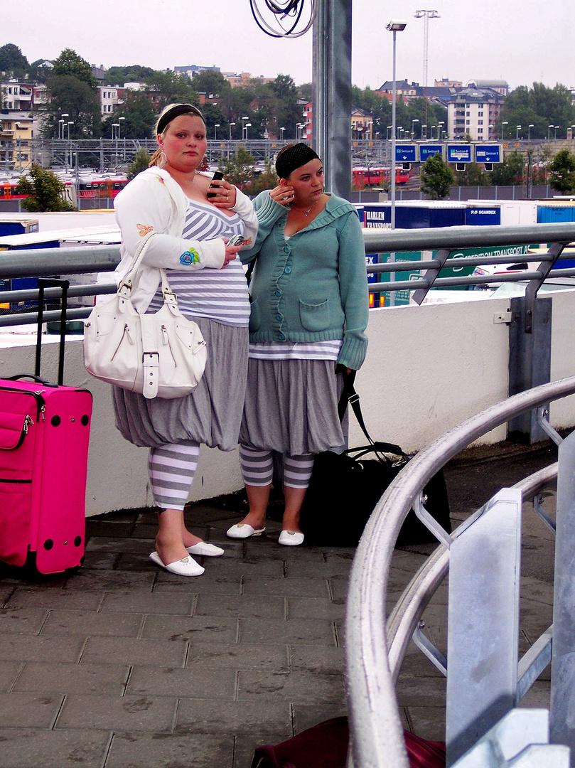 Mode aus Norwegen