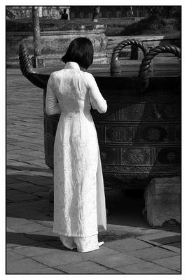 Mode -bei Hue Vietnam