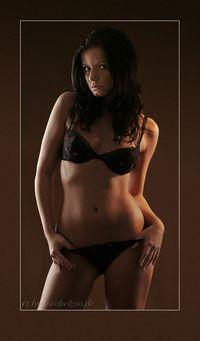 Model Aline Ebersbach