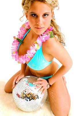Model Anastasya