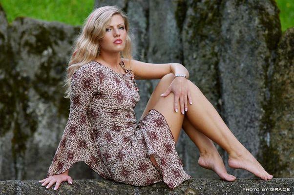 Model Anja...