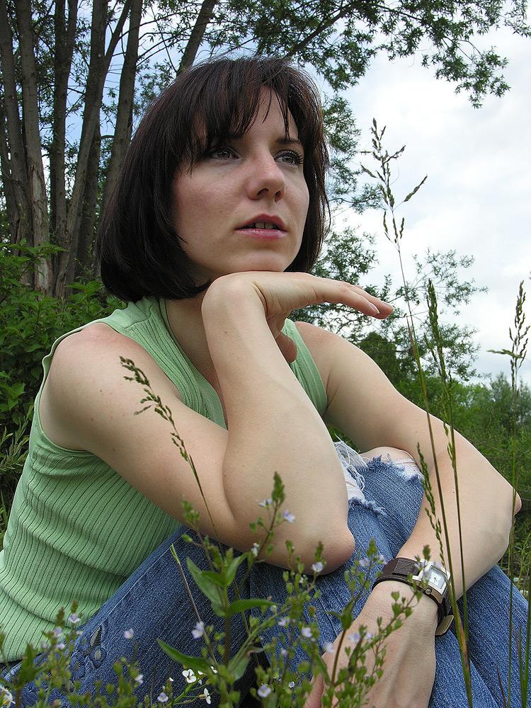 Model: Anke Muc - Portrait