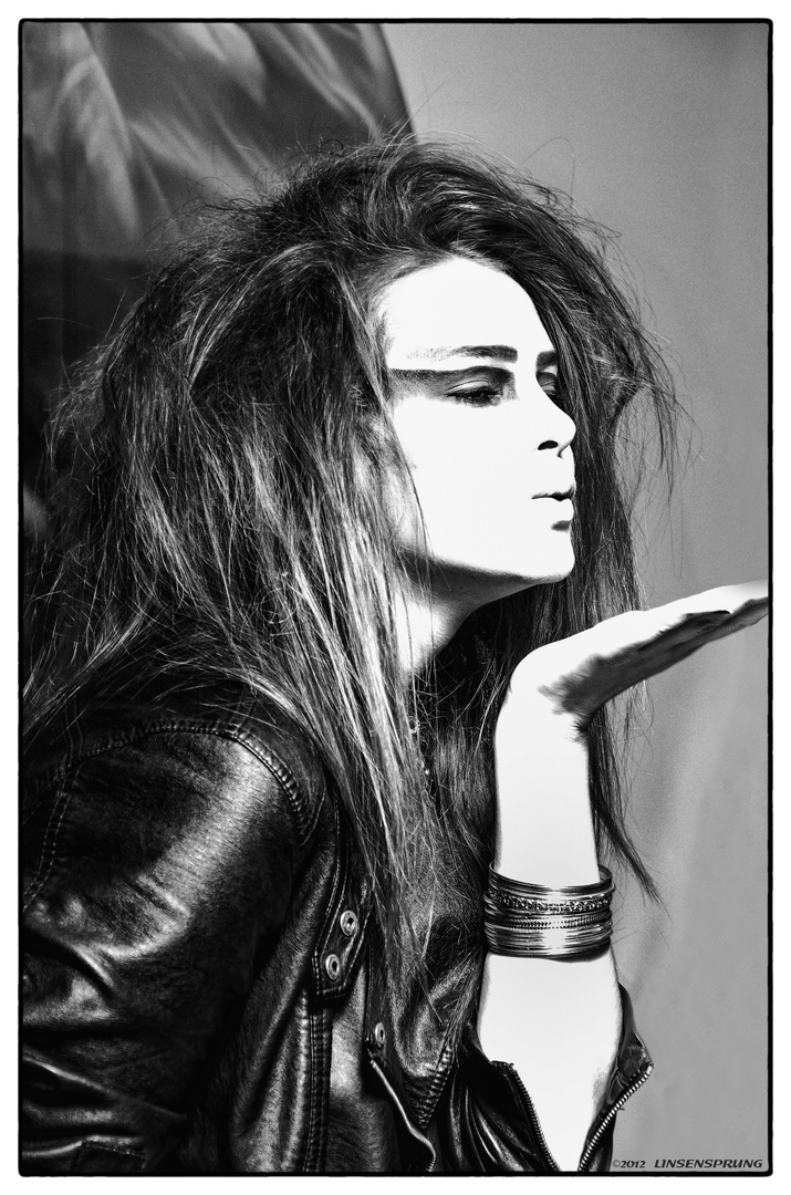 Model auf der Photokina 2012 - Teil 4