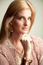 Model aus Dubai *