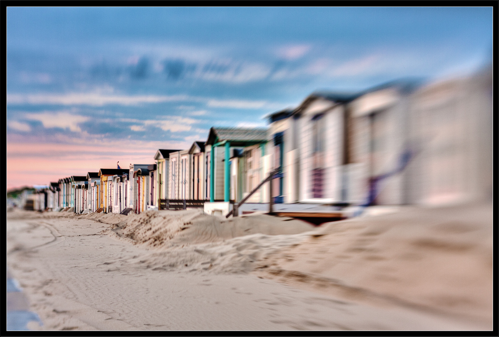 Model Beach
