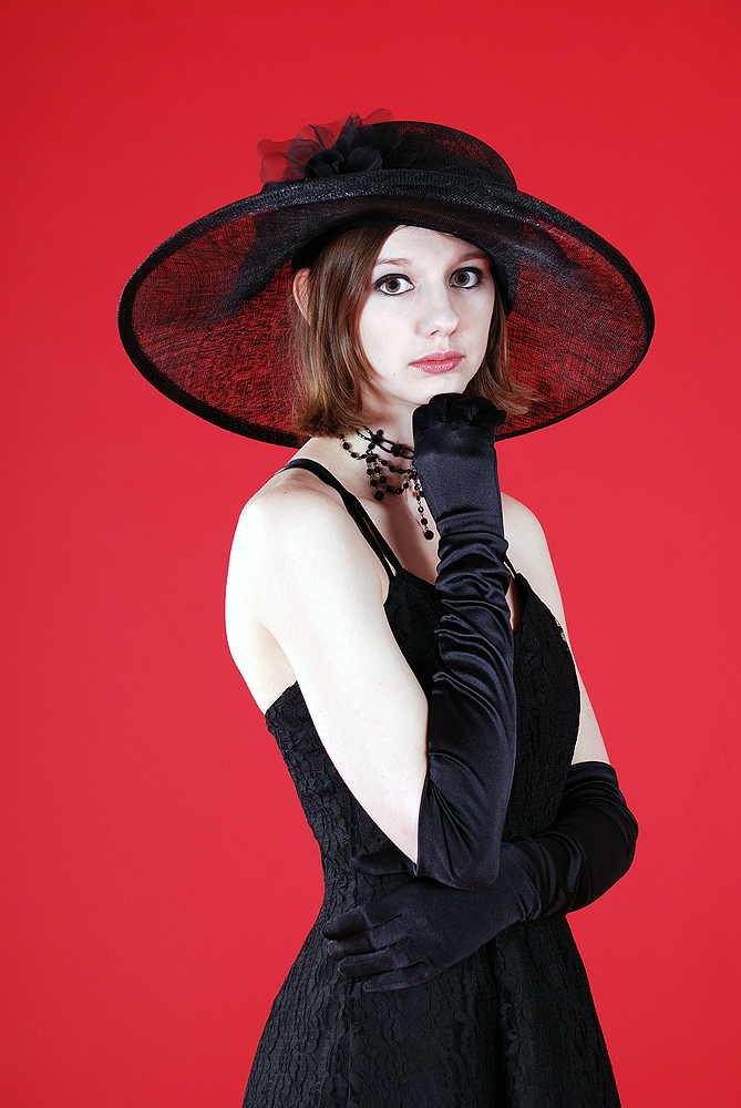 Model Blutsuess - Fashion 001