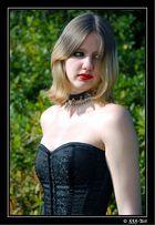 Model Blutsuess - Gothic-Portrait 01 (color)