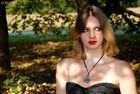 Model Blutsuess - Gothic-Portrait 02 (color)