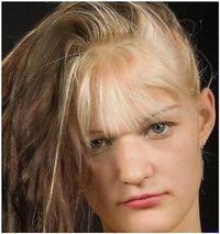 Model Carmen Stöcker