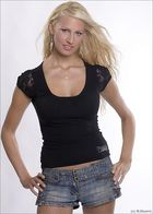 Model Christina Instenberg