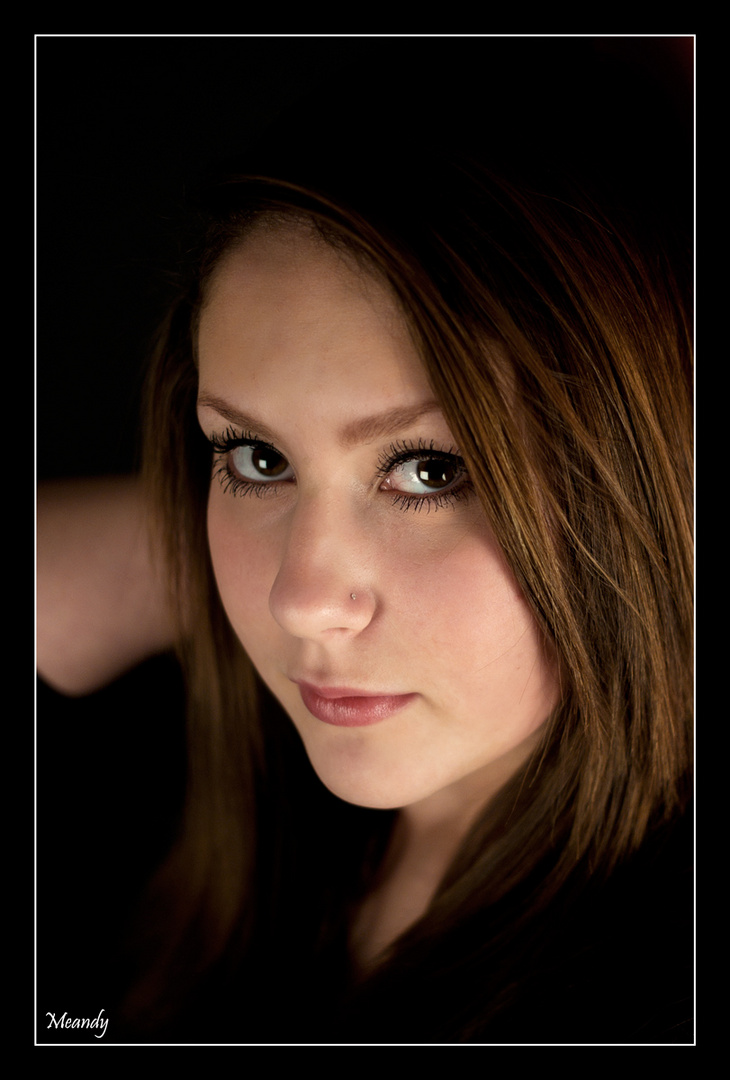 ** Model Daria **