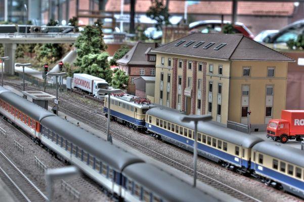 Model Eisenbahn