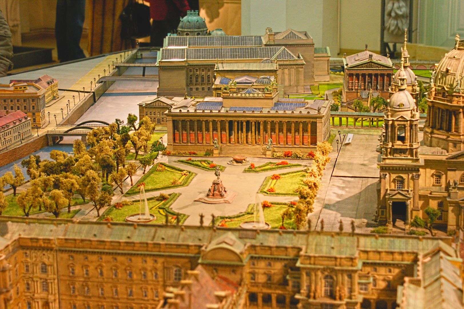 Model for Reconstruction of the Historic Centre of Berlin