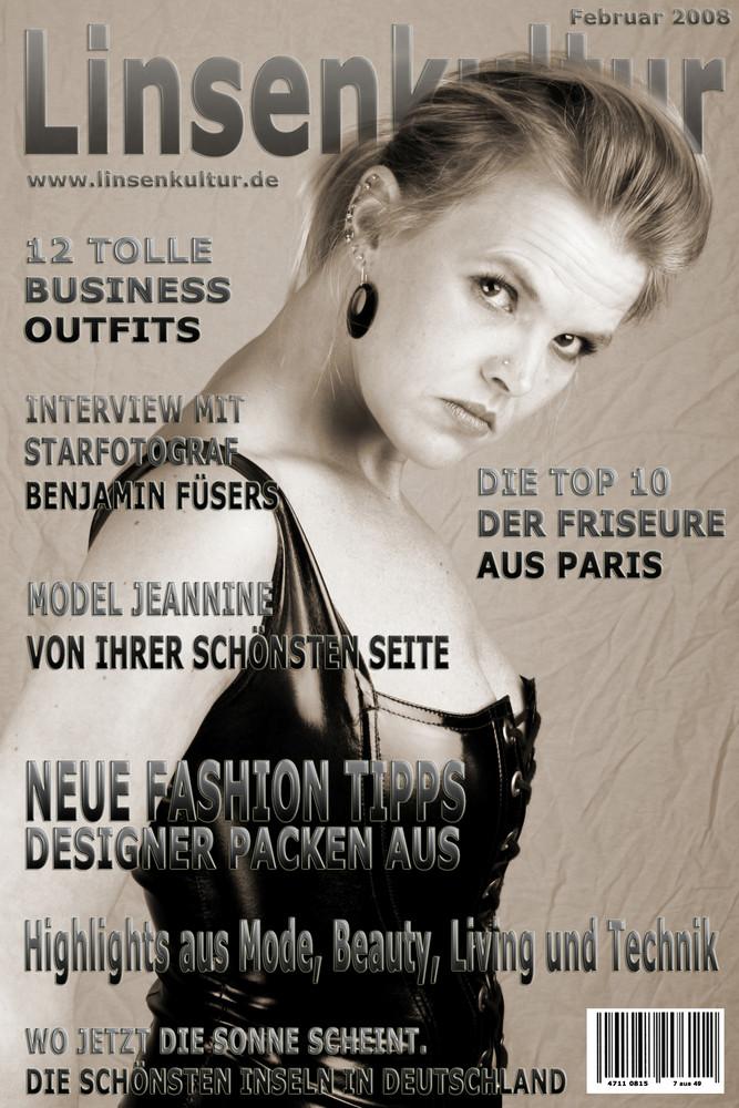 Model Jeannine