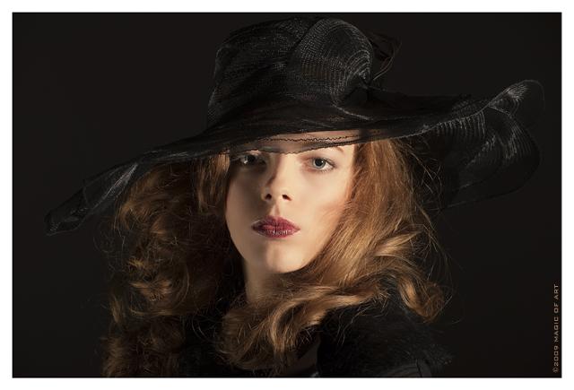 Model Jeanny, Stil der 30er, Motiv5