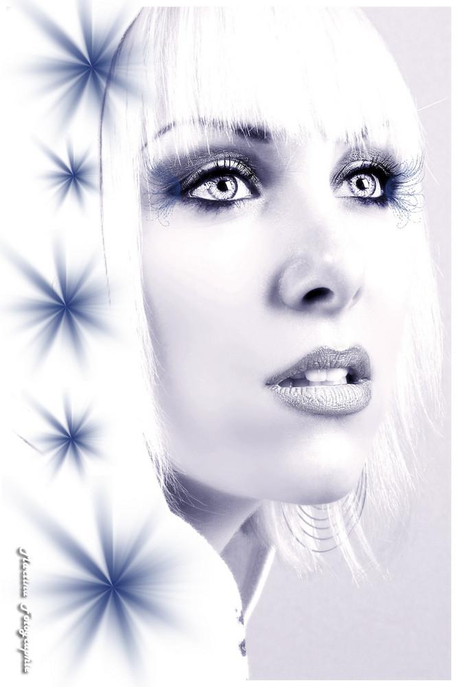 Model Jennifer Többen