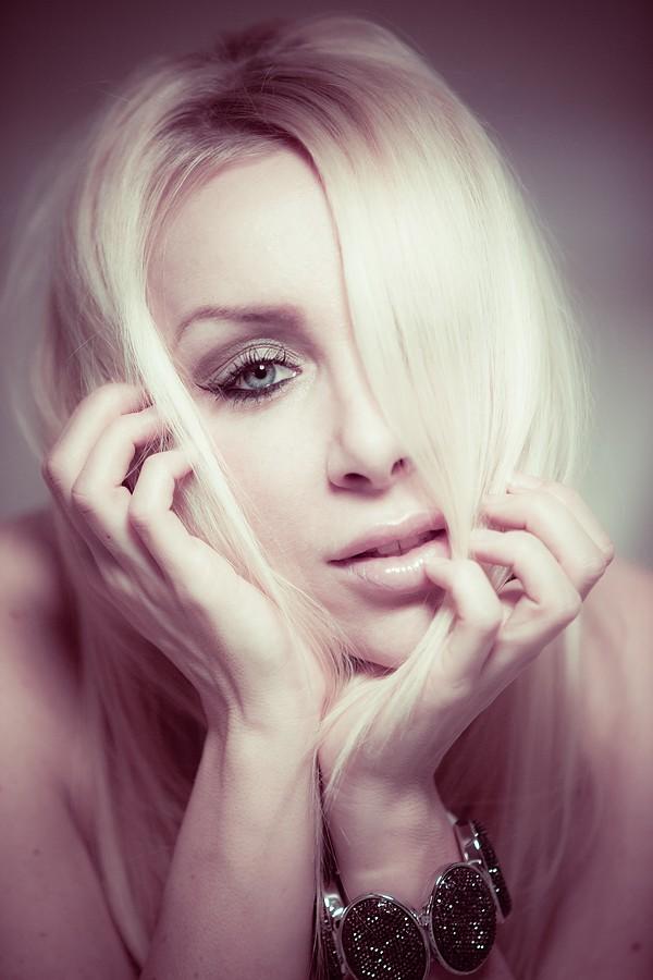 Model Jennifer Töben