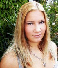 Model Jenny Heinz