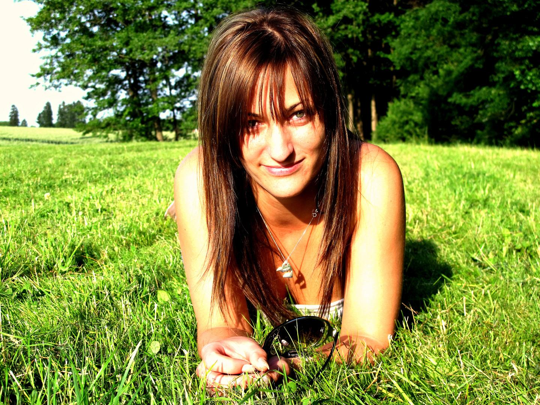 Model Katrin Erstes Fotovon mir