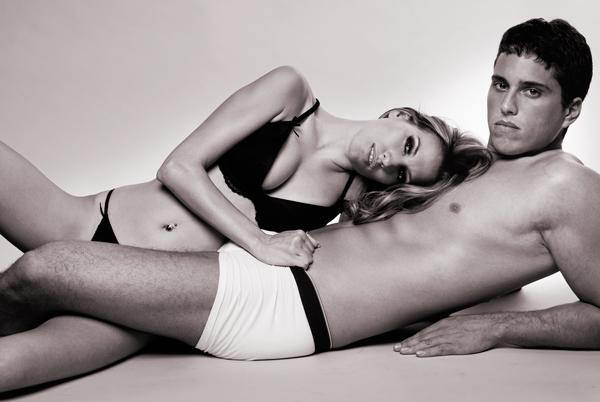 Model Kevin S. + Nadine-Yvonne