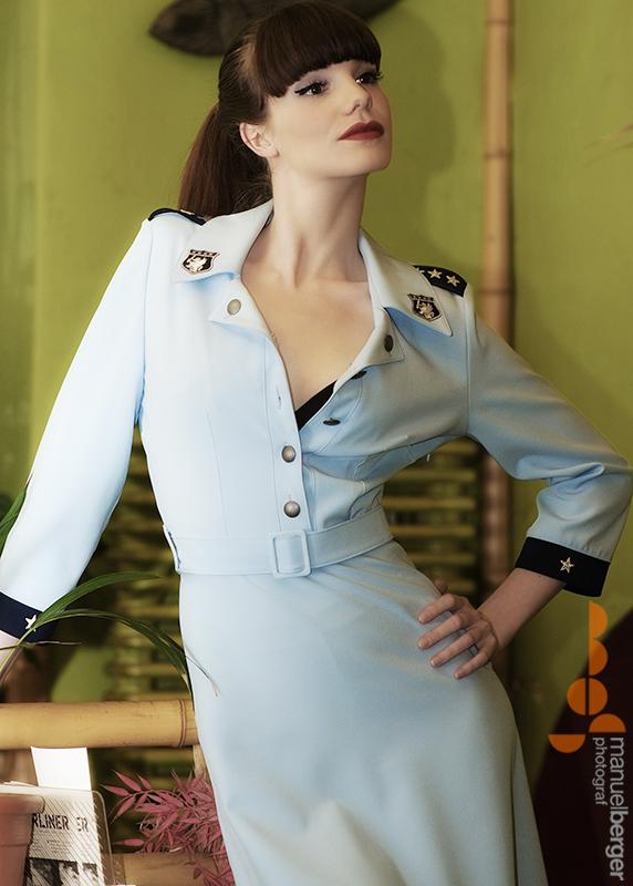 Model Lea B., clothes: Ponymädchen