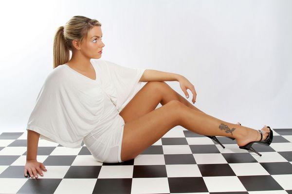 Model: Leonie Saint