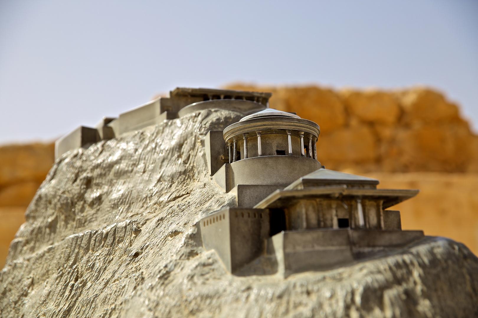 Model Masada