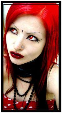 Model - May Strawberry