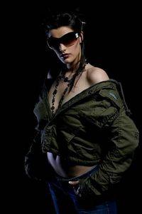 Model Michiko