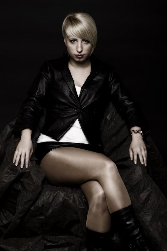 Model Nadine S.