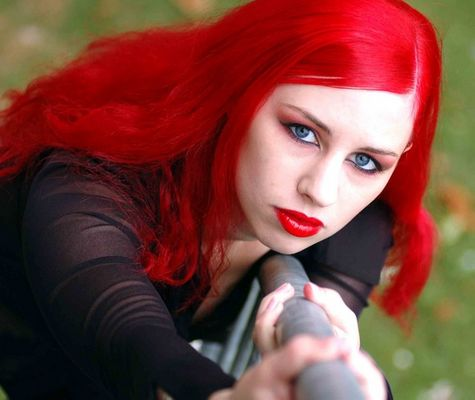 Model Ninette Was willst du !!