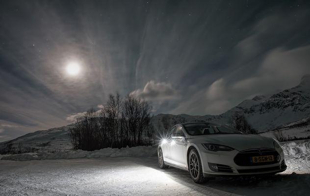 Model S in Nordnorwegen