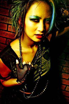 Model: Sarah | 2008 | 3