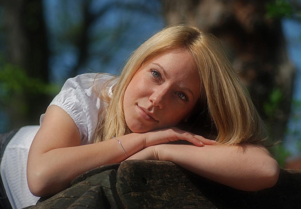 Model Sarah