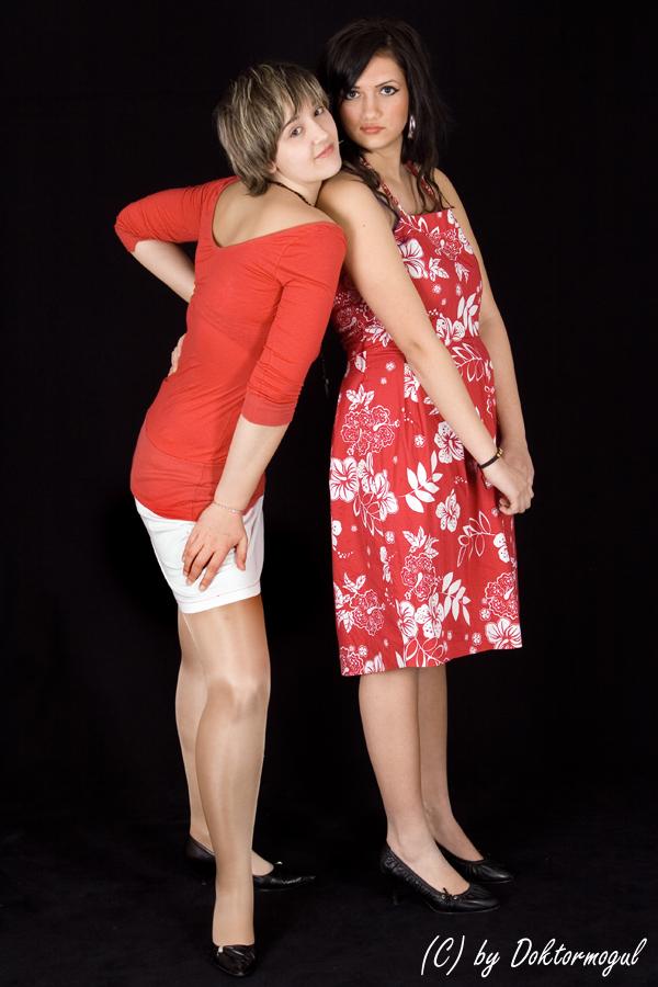 Model Shane & Vanessa