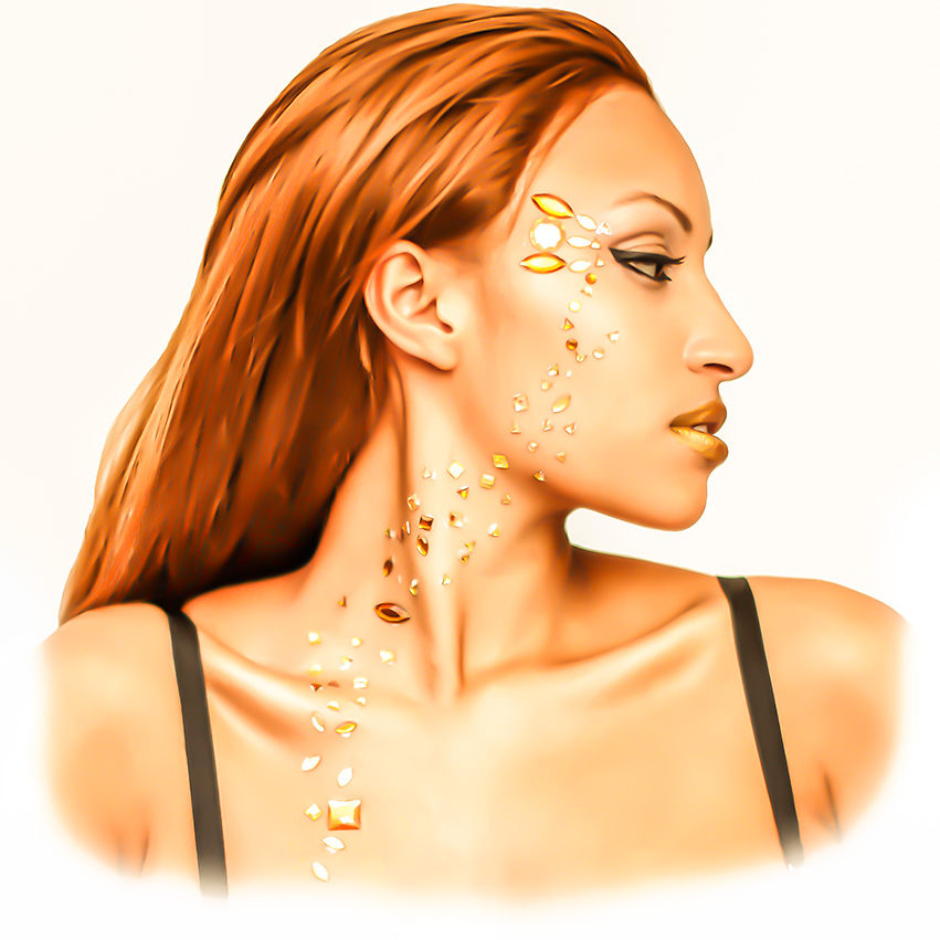 Model: Sharon