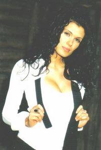 Model Sonja-Nadine Sehn
