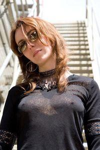 Model Suzanne