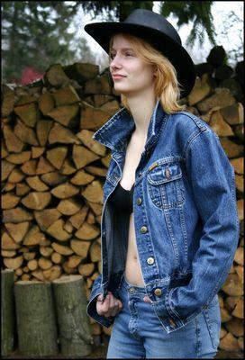 Model: Sylvia Krenke