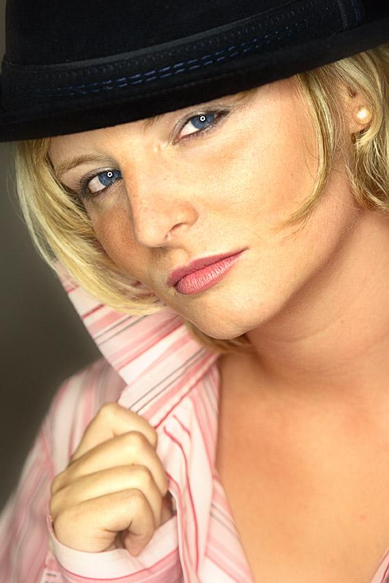 Model Vera- Kalendershooting 2008-