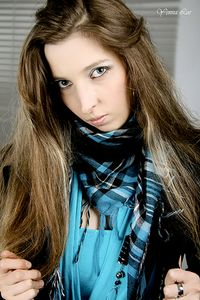 Model Yenna Lee