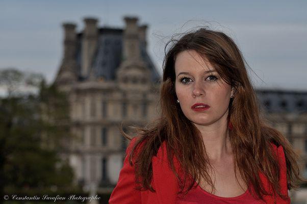 Modèle : Isabelle Meissonnier - Photo réf. 7089