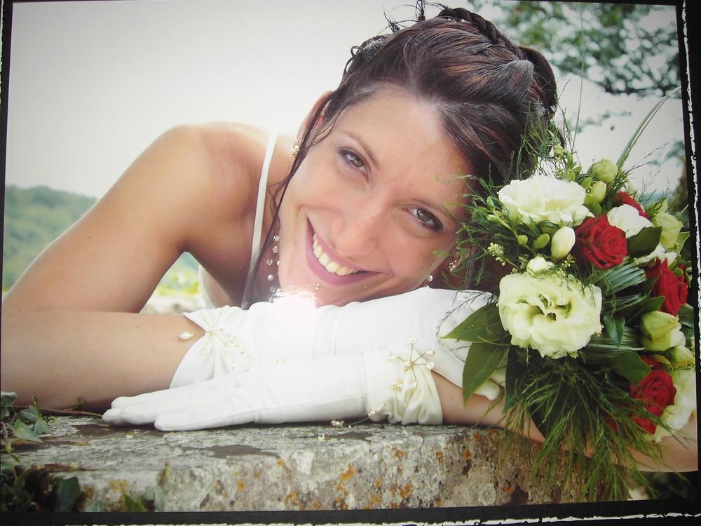 modèle mariée