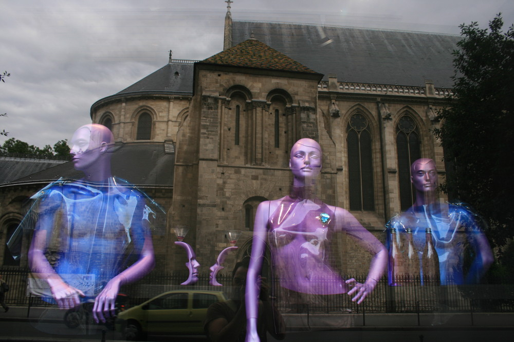 Modeling that Church?