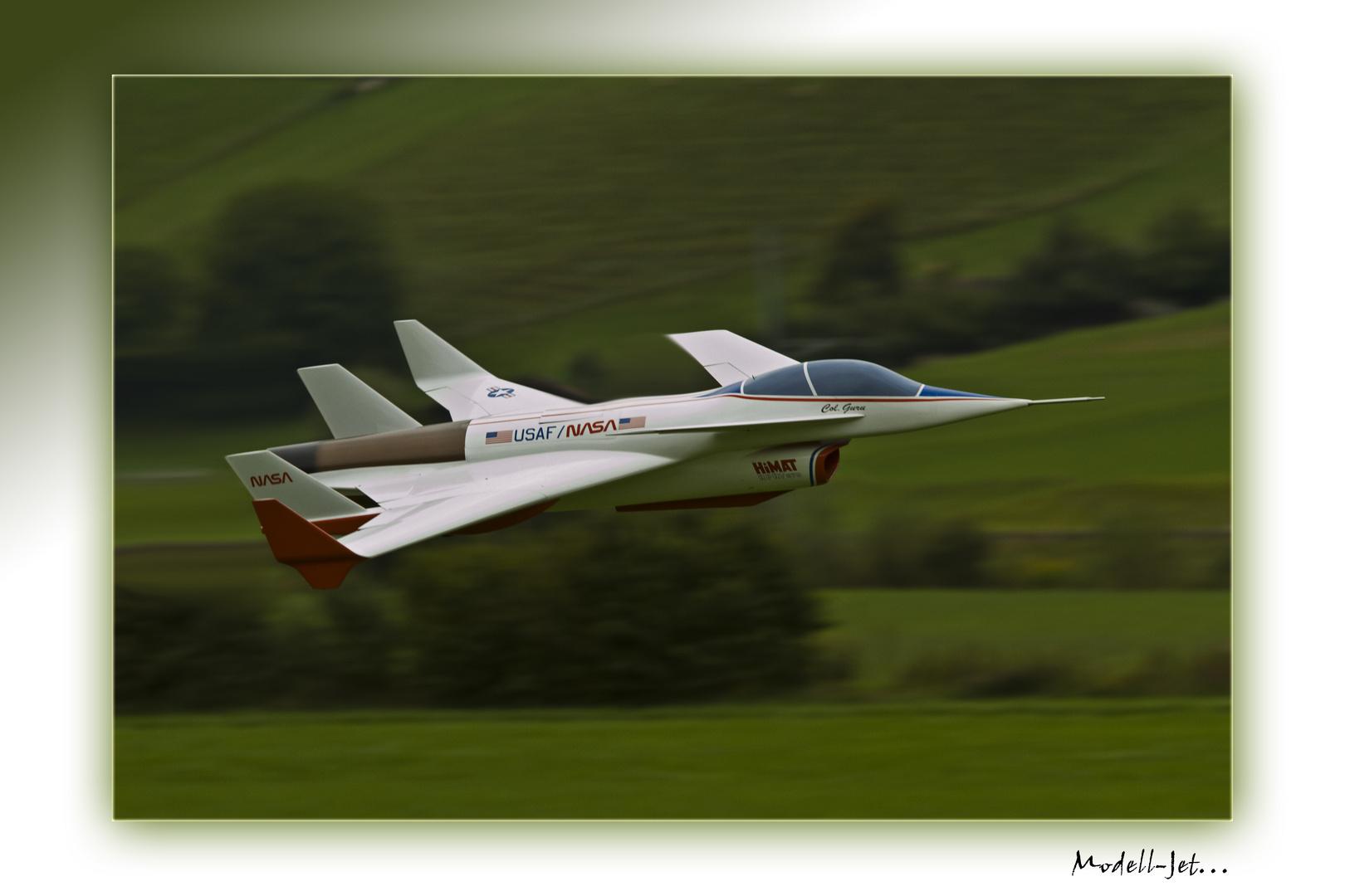 Modell-Jet...