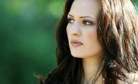 Modell Yvonne Ströbel