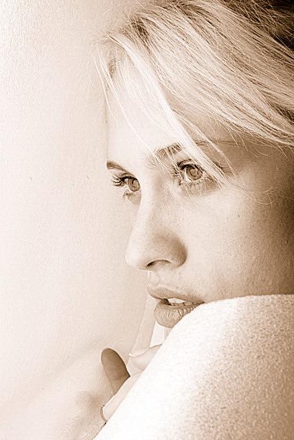 Modella Tatiana Ditz
