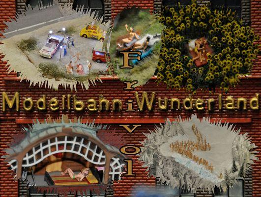 ~~~~~~~ Modellbahn Wunderland Frivol ~~~~~~~~