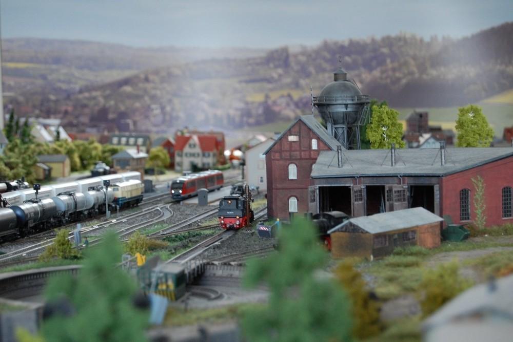 Modellbahnhof Stockheim