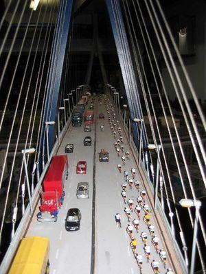 Modellbrücke